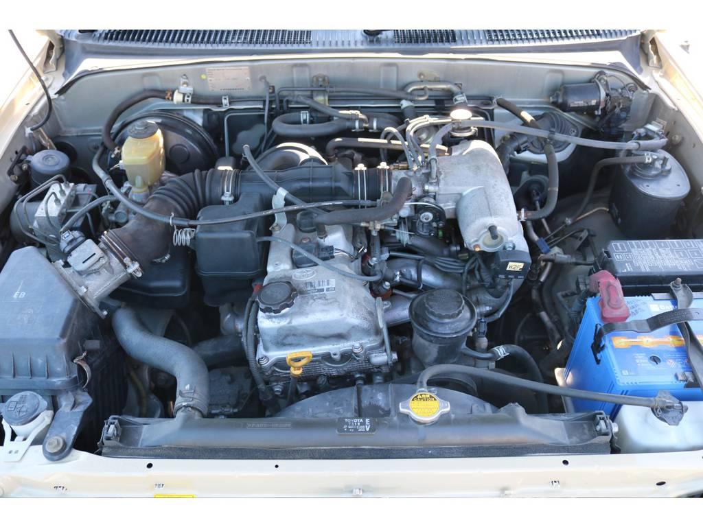 人気の2700ccガソリンエンジン!経済性にも優れております!   トヨタ ハイラックスサーフ 2.7 SSR-G 4WD