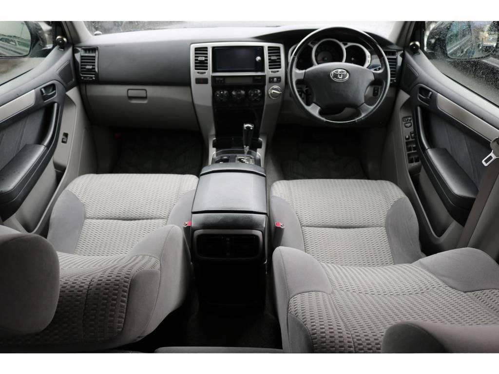 側面に気になるダメージも無く、キレイなエクステリアですよ! | トヨタ ハイラックスサーフ 2.7 SSR-X 4WD