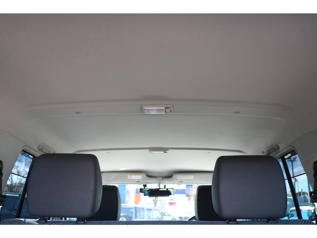 天張りも綺麗な状態を維持しております! | トヨタ ランドクルーザー70 4.0 4WD
