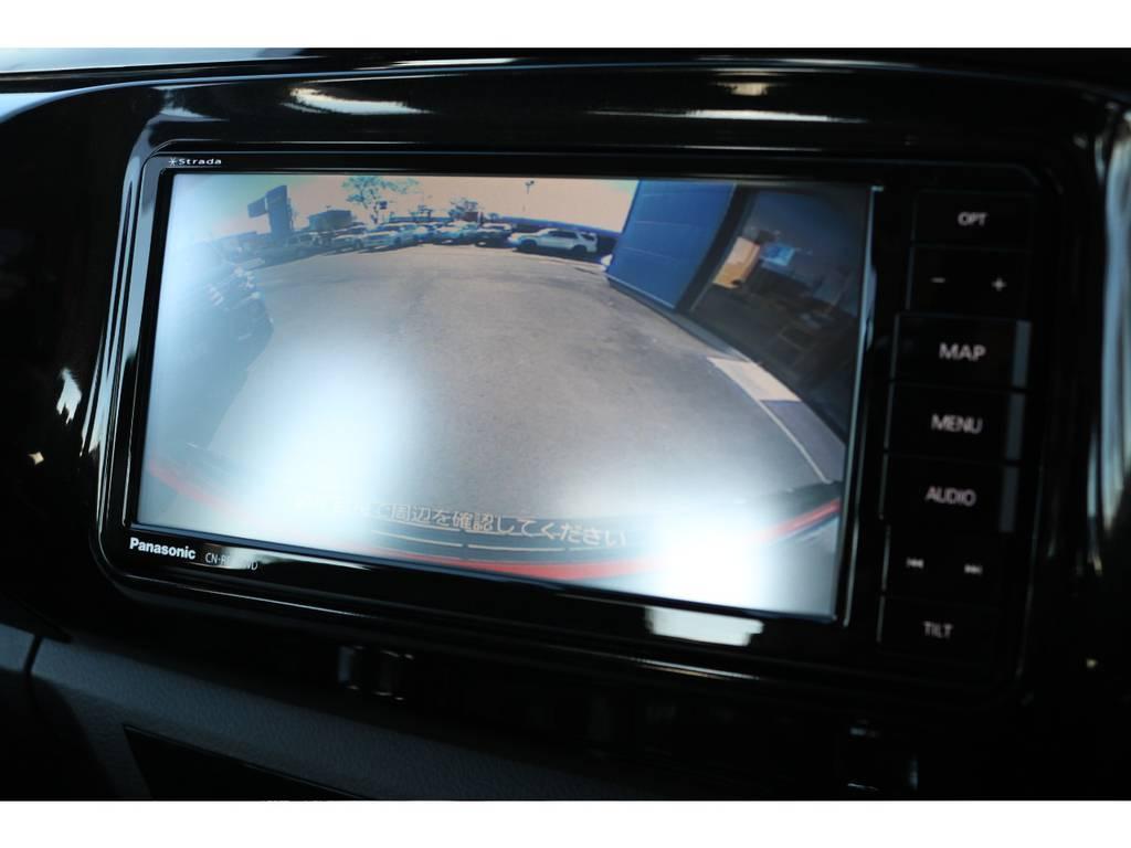 ストラーダSDナビ&バックカメラをインストール! | トヨタ ハイラックス 2.4 Z ディーゼルターボ 4WD Z