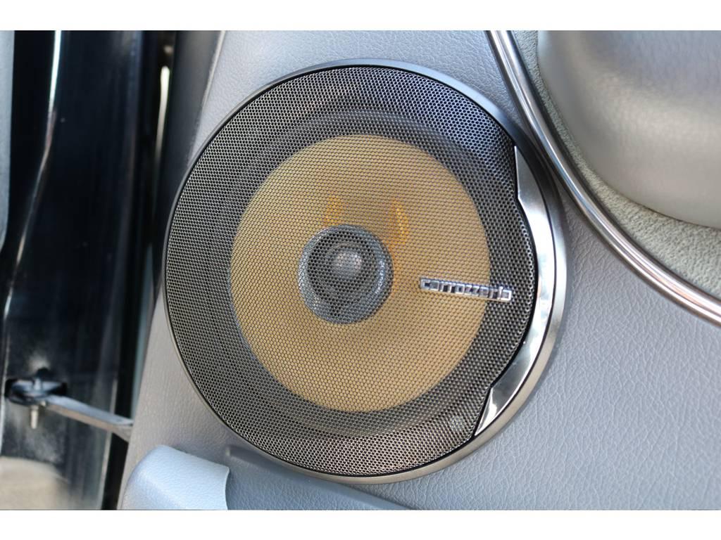 カロッツェリアスピーカーが装着済! | トヨタ ランドクルーザー80 4.5 VXリミテッド 4WD