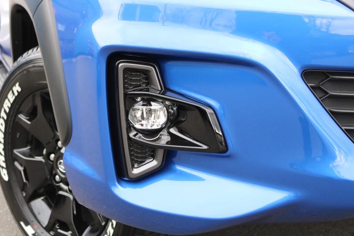 専用バンパーに合わせるLEDフォグ! | トヨタ ハイラックス 2.4 Z ディーゼルターボ 4WD Z Black Rally Edit