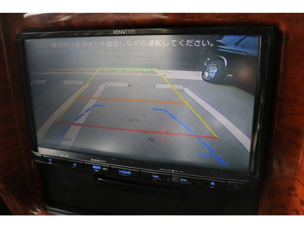 あると嬉しいSDナビ装備!バックカメラも完備! | トヨタ ハイラックスサーフ 2.7 SSR-V ワイドボディ 4WD