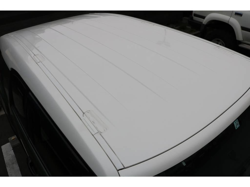 ご覧の通り天井も綺麗な状態です! | トヨタ FJクルーザー 4.0 4WD