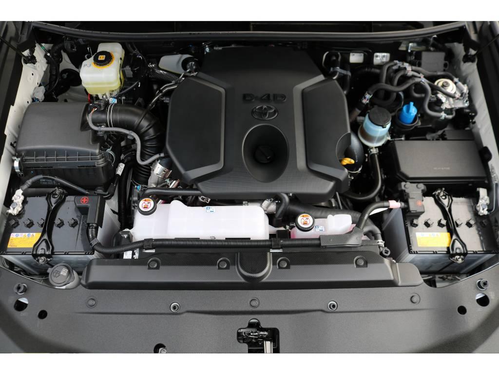クリーンディーゼルモデル!トルクフルな走りと、燃費の良さが特徴ですね!   トヨタ ランドクルーザープラド 2.8 TX ディーゼルターボ 4WD 7人