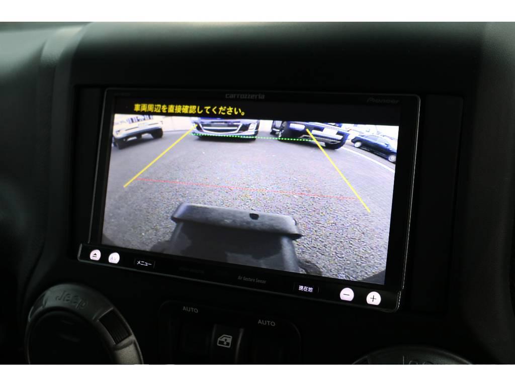 社外SDナビ&バックカメラが装着済!グローボックス内にはETC車載器もついております!