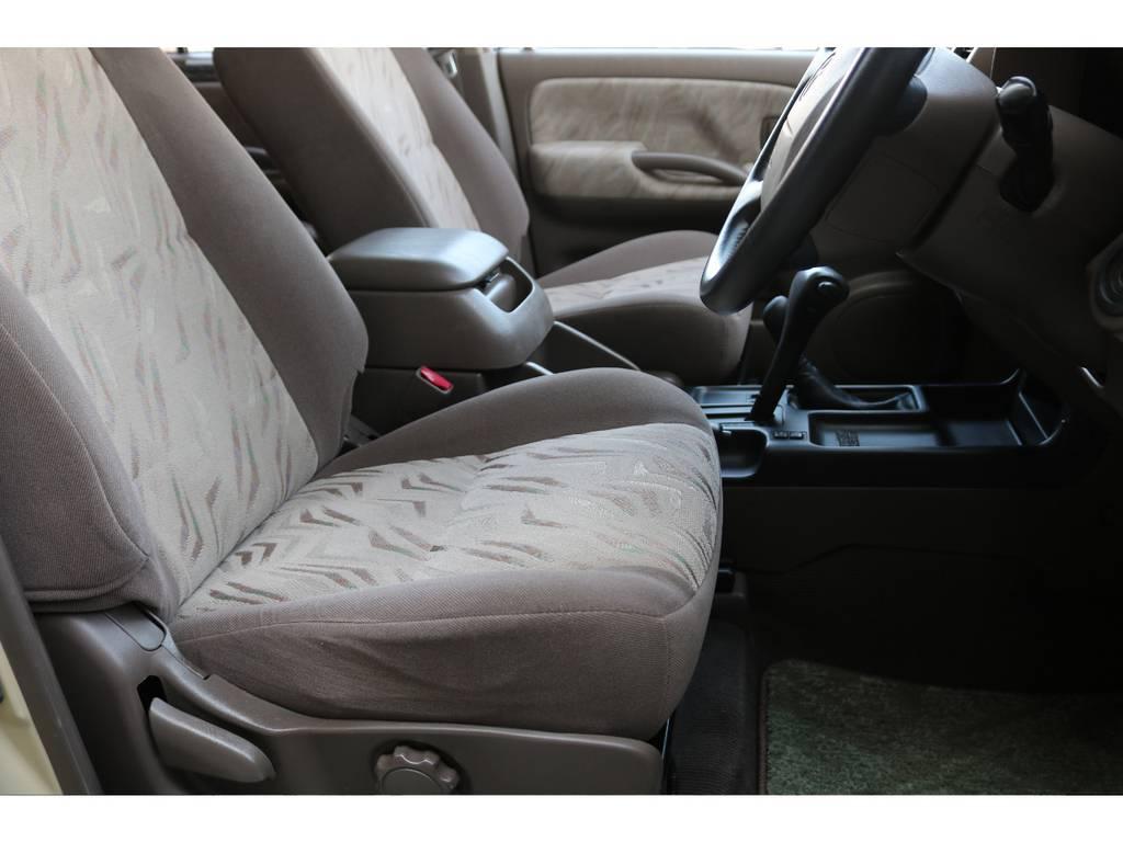 運転席のシートコンディションも良好です!