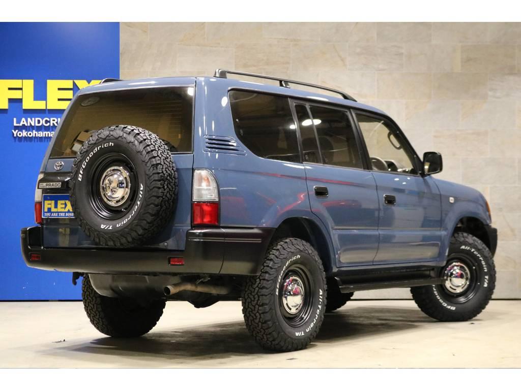 新品社外16インチAW×5本&BFG235AT×5本!FLEXオリジナルレザー調シートカバー!ETC車載器!