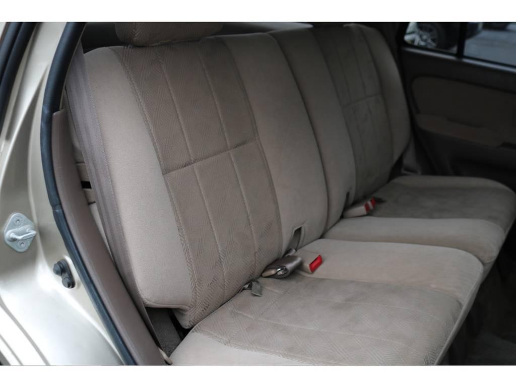 後部座席もを維持しております! | トヨタ ハイラックスサーフ 2.7 SSR-G 4WD