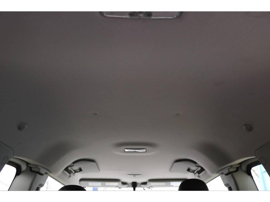天井も黄ばみや傷等無く綺麗な状態です!