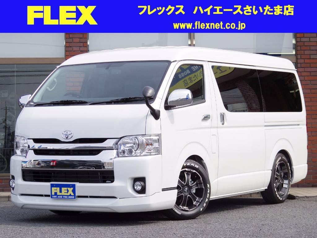 【アレンジVer1】新車!ワゴンGL!人気のテーブル付きベットキット!