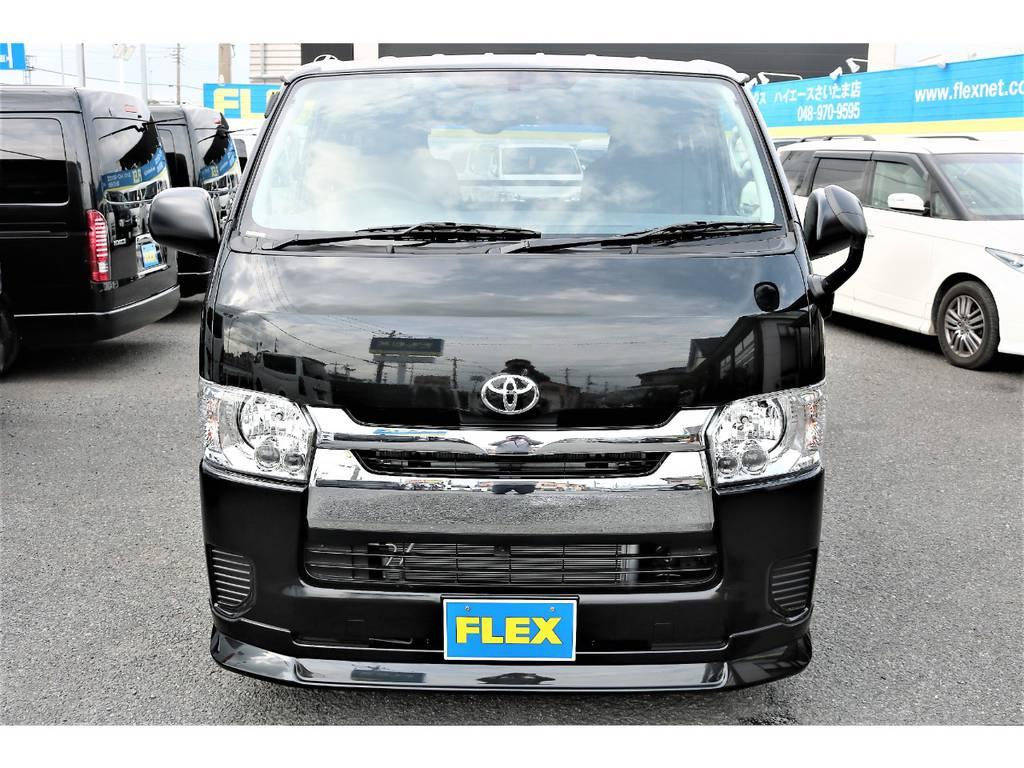 ハイエースの事ならFLEXハイエースさいたま店にお任せください!アフターサービスも頑張ります! | トヨタ ハイエースバン 2.0 DX ロング GLパッケージ S-GL 2ndシート