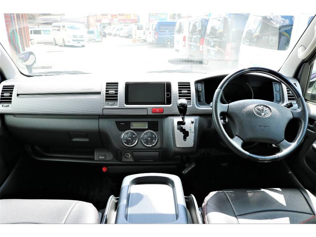 内外装共にキレイなハイエースです! | トヨタ ハイエースバン 3.0 スーパーGL ロング ディーゼルターボ プライムセレクション