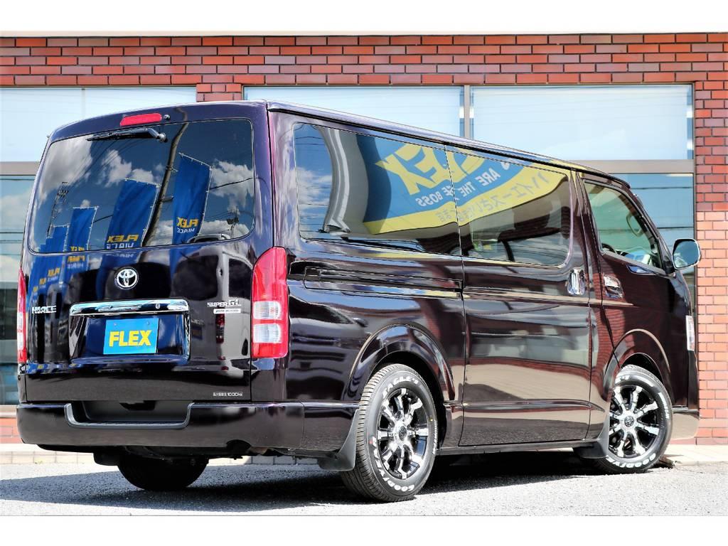 維持費の安い4ナンバー登録車両です! | トヨタ ハイエースバン 3.0 スーパーGL ロング ディーゼルターボ プライムセレクション