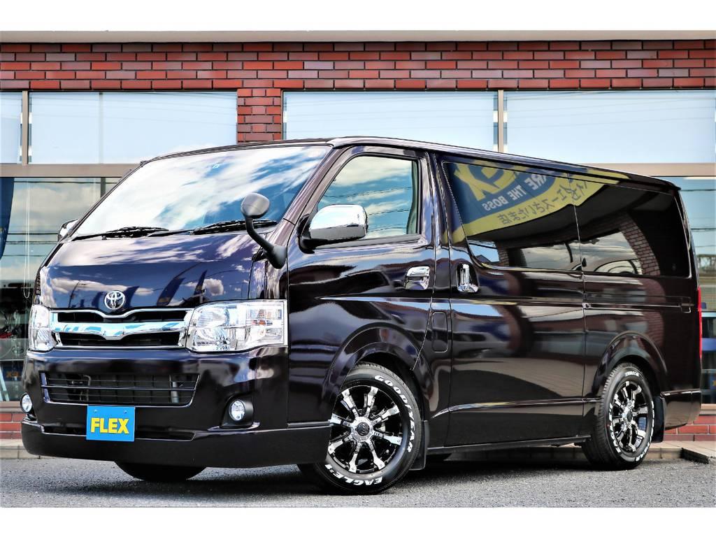 厳選仕入車両!3型プライムセレクションの入庫です! | トヨタ ハイエースバン 3.0 スーパーGL ロング ディーゼルターボ プライムセレクション