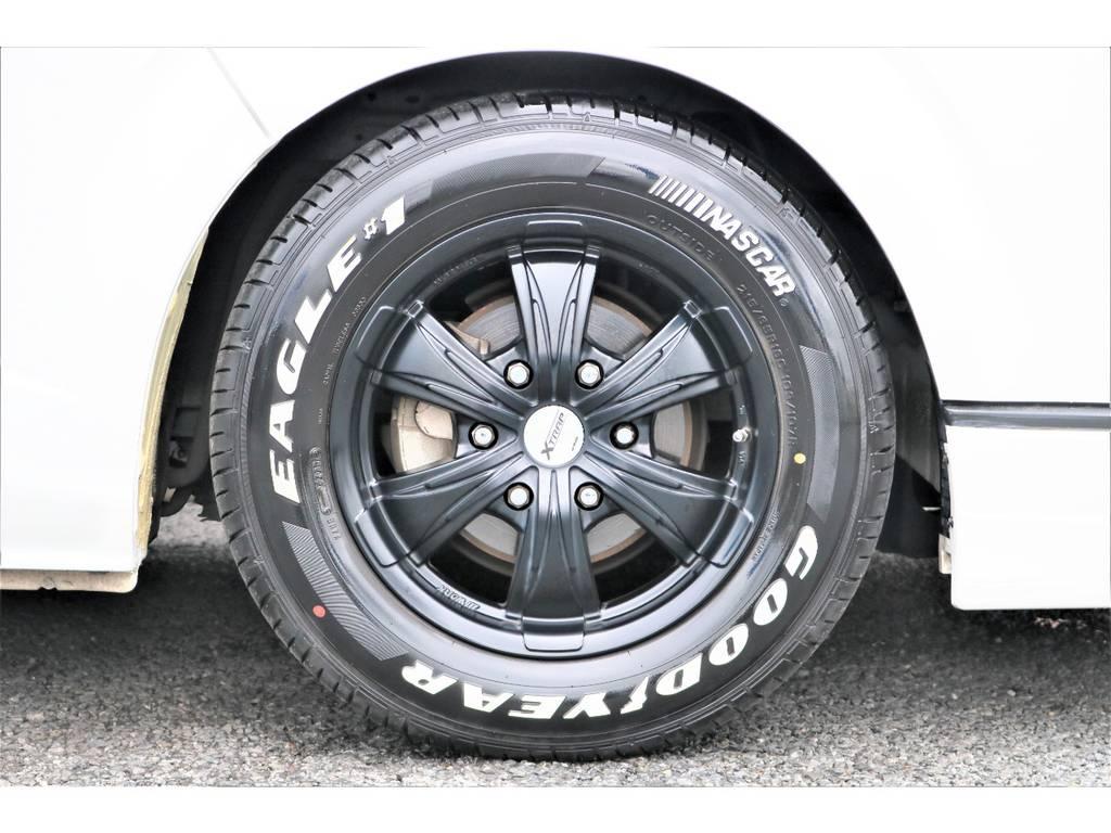 LT規格ナスカータイヤ! | トヨタ ハイエースバン 2.0 スーパーGL ロング ワンオーナー下取直販
