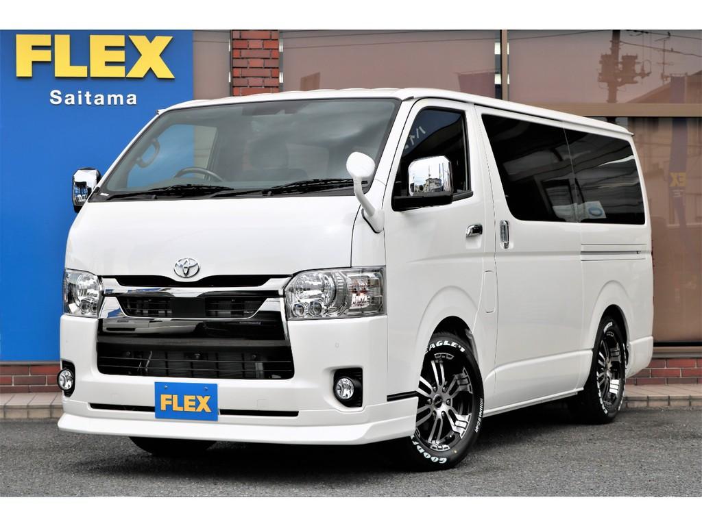 新車ハイエースS-GL!クリーンディーゼル2WD☆