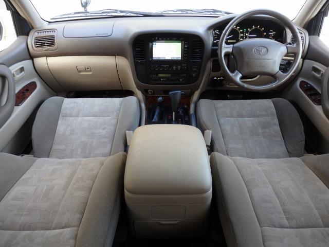 ランドクルーザー100 4.7 VXリミテッド Gセレクション 4WD