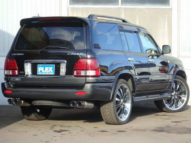 ランドクルーザーシグナス 4.7 60thスペシャルエディション 4WD