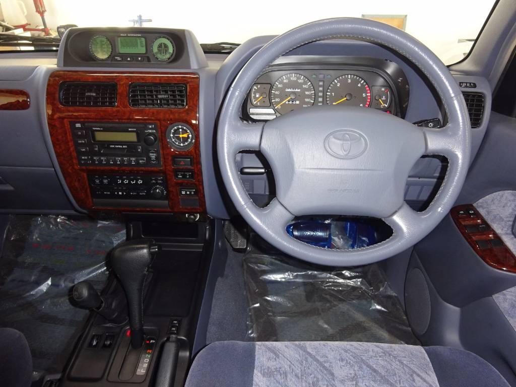 ランドクルーザープラド 3.0 TZ ディーゼルターボ 4WD