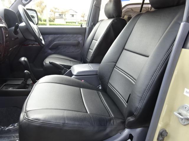 是非、オーナー様になって95プラドの良さを体感ください。   トヨタ ランドクルーザープラド 2.7 TX リミテッド 4WD ベージュオールP
