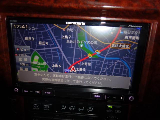 新品カロッツェリアナビ・地デジフルセグ!! | トヨタ ランドクルーザープラド 2.7 TX リミテッド 4WD ベージュオールP