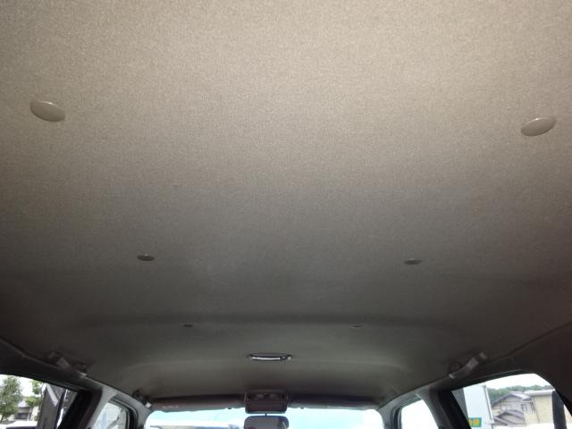天張りも御覧の通り綺麗に保たれております。 | トヨタ ハイラックスサーフ 2.7 SSR-X プレミアムセレクション 4WD ブラックオールP 2インチリフトUP