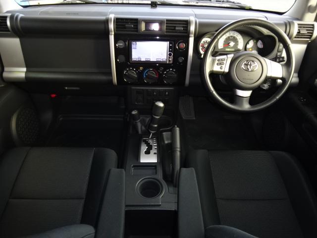 気になる点がございましたらお気軽にお問い合わせください。 | トヨタ FJクルーザー 4.0 ブラックカラーパッケージ 4WD ワンオーナー 新品2インチリフトUP