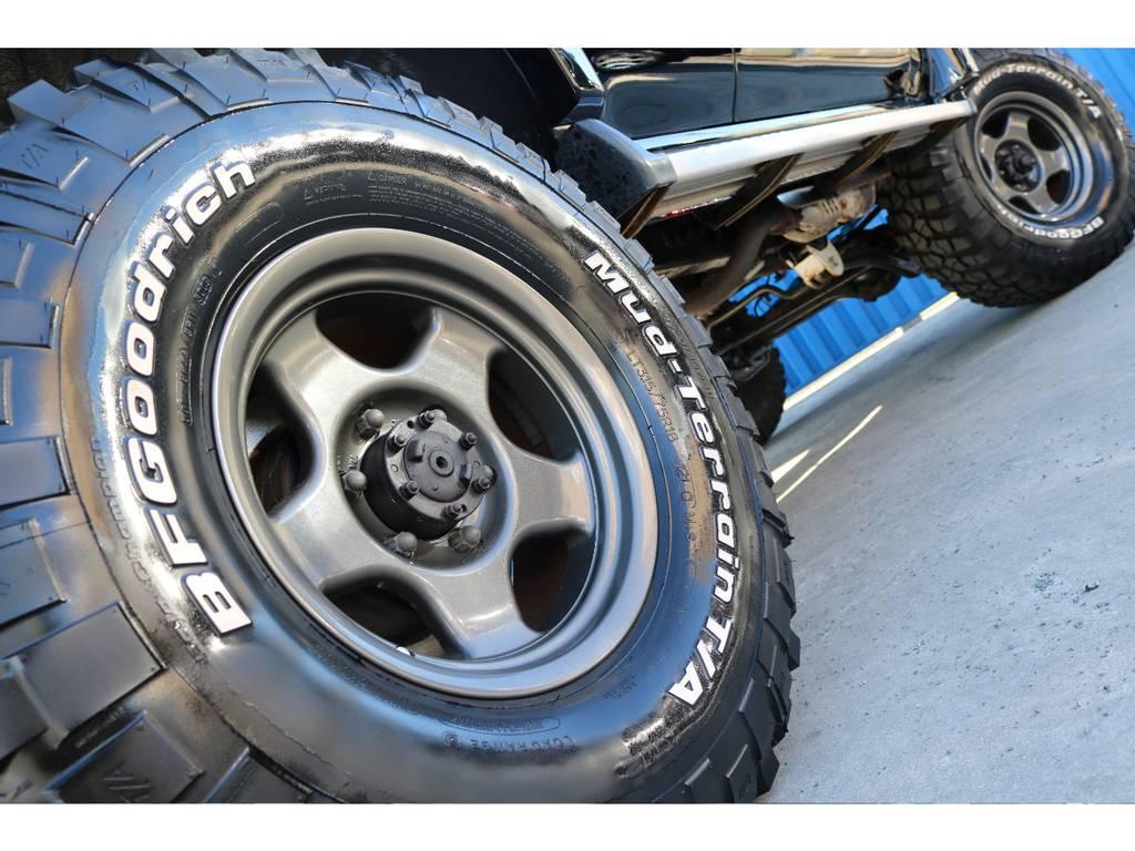 FLEXランクル浜松店は全国納車実績があります!ご納得頂けるまでしっかりとお話しさせて頂きます! | トヨタ ランドクルーザー80 4.5 VXリミテッド 4WD 角目四灯 ブラックNEWペイント