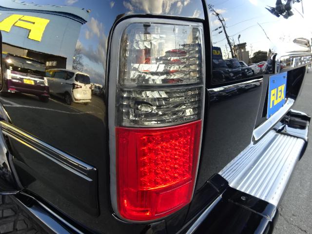 人気のLEDテールもインストールしております! | トヨタ ランドクルーザー80 4.5 VXリミテッド 4WD 角目四灯 ブラックNEWペイント