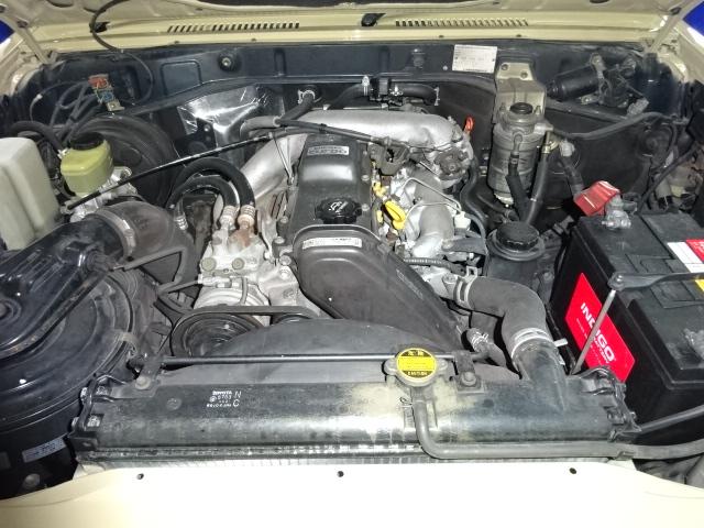 しっかりと整備して御納車させて頂きますので、ご安心してお乗り頂けます! | トヨタ ランドクルーザープラド 3.0 EXワイド ディーゼルターボ 4WD 走行13万km  ベージュNEWペイント