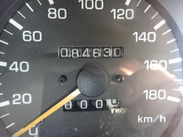 ディーゼル車でこの走行距離はなかなか見るからないと思います! | トヨタ ランドクルーザープラド 3.0 TX ディーゼルターボ 4WD 低走行8万km
