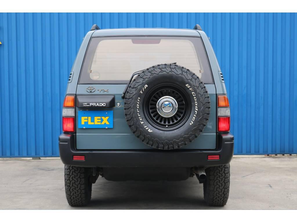 他とは被らないオリジナルの一台に是非乗って下さい!! | トヨタ ランドクルーザープラド 3.0 TX ディーゼルターボ 4WD 低走行8万km