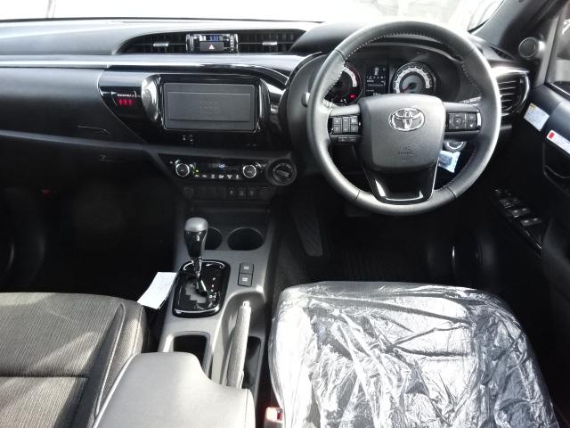 最新のブラックラリーエディションが遂に浜松店に入庫しました!! | トヨタ ハイラックス 2.4 Z ブラック ラリー エディション ディーゼルターボ 4WD 新車未登録 即納車可能