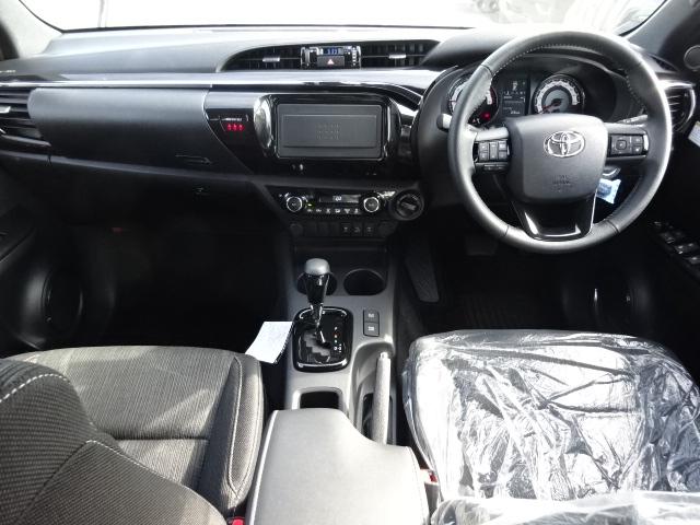 最新の装備が備わっております! | トヨタ ハイラックス 2.4 Z ブラック ラリー エディション ディーゼルターボ 4WD 新車未登録 即納車可能