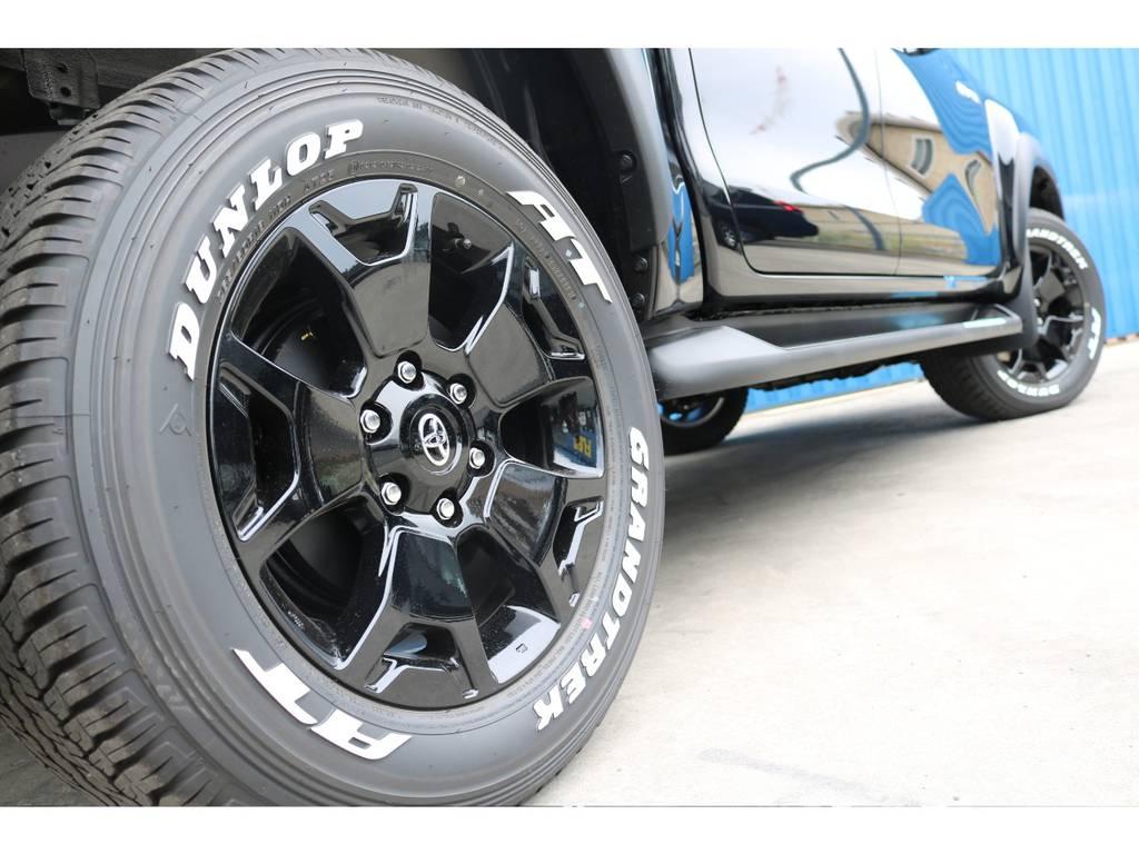 車好きの皆様からのお問い合わせ心よりお待ちしております!TEL053-473-8808 | トヨタ ハイラックス 2.4 Z ブラック ラリー エディション ディーゼルターボ 4WD 新車未登録 即納車可能