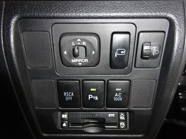 理に適ったオプションです!! | トヨタ ランドクルーザー200 4.6 AX Gセレクション 4WD 純正マルチ 革シート