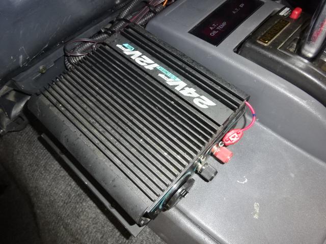 最新ナビをインストールする事も可能です。 | トヨタ ランドクルーザー70 4.2 ZX ディーゼル 4WD 2インチリフトアップ