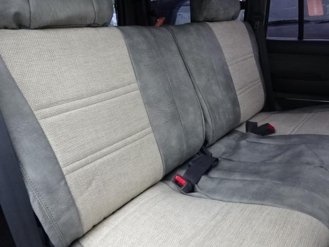 2ndシートも広々しております。 | トヨタ ランドクルーザー80 4.5 VXリミテッド 4WD アルルブルーオールP 60丸目換装