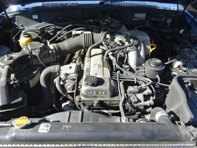 耐久性の高い4500ccのエンジンです。 | トヨタ ランドクルーザー80 4.5 VXリミテッド 4WD アルルブルーオールP 60丸目換装