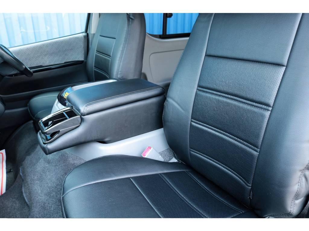 新品シートカバー装着☆ | トヨタ ハイエースバン 2.7 スーパーGL ワイド ロング ミドルルーフ 丸目換装☆ワイドボディ