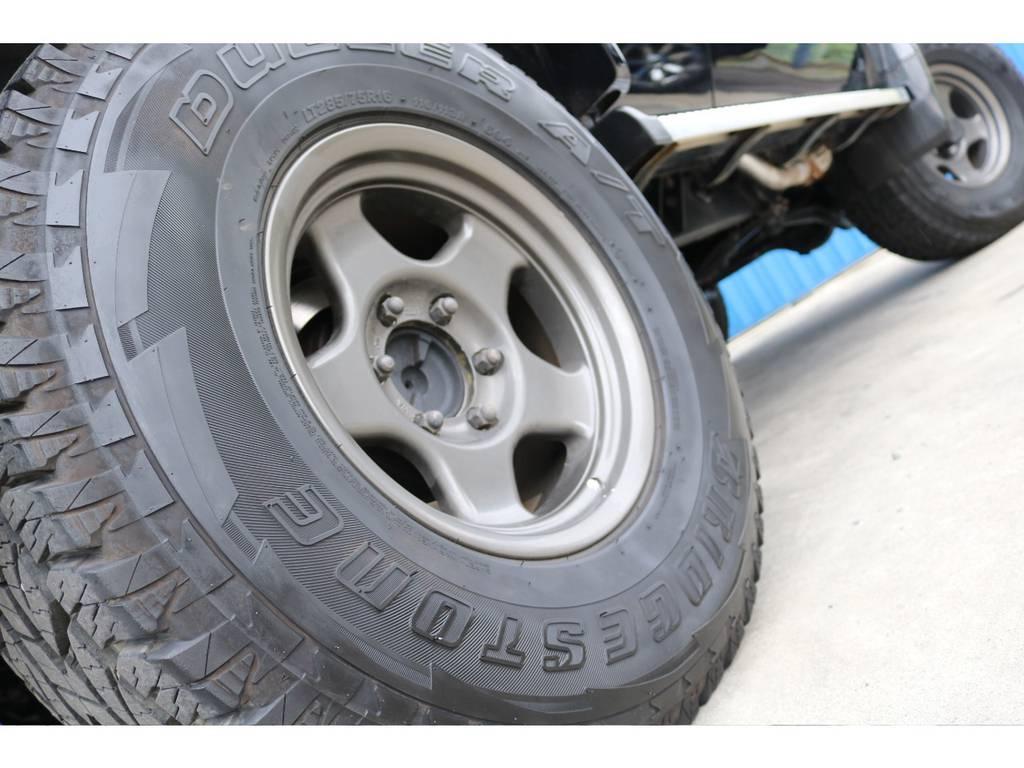 お問い合わせはランクル浜松店スタッフまで。TEL053-473ー8808 | トヨタ ランドクルーザープラド 3.0 SXワイド ディーゼルターボ 4WD ブラックオールP 新品2インチリフトUP