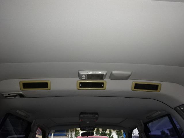 天張りも御覧の通りキレイな状態です。 | トヨタ ランドクルーザー80 4.5 VXリミテッド アクティブバケーション 4WD ブラックオールP 3インチリフトUP