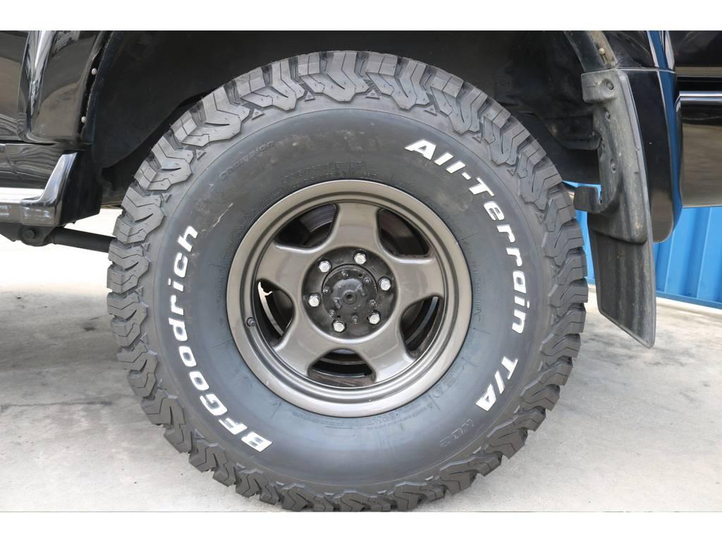 全国何処でも登録納車可能です。お問い合わせはランクル浜松店スタッフまで。TEL053-473-8808 | トヨタ ランドクルーザー80 4.5 VXリミテッド アクティブバケーション 4WD ブラックオールP 3インチリフトUP