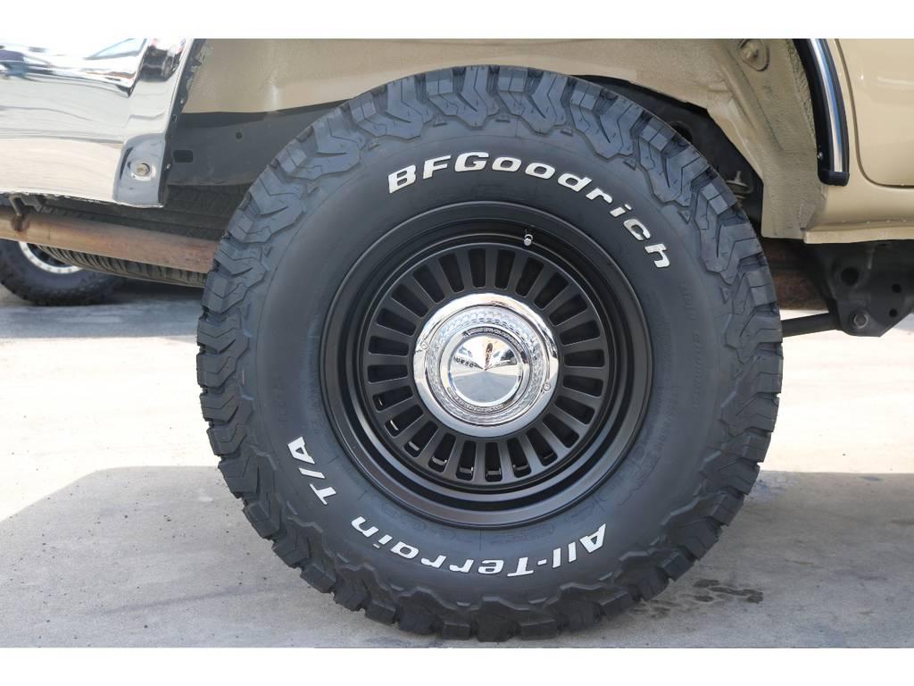新品DEANカリフォルニア16インチAW&BFグッドリッチタイヤATタイヤ。