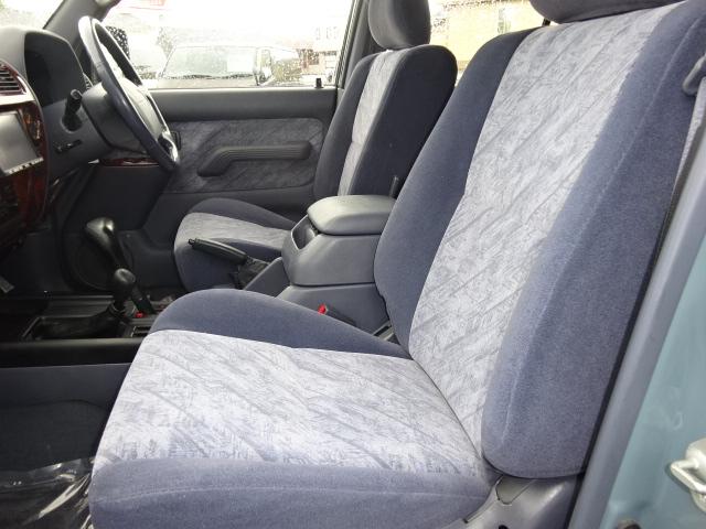 元々シートカバーが付いていたのでシートの状態も非常に良いです。
