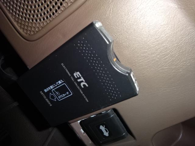 ETCも装備しております。