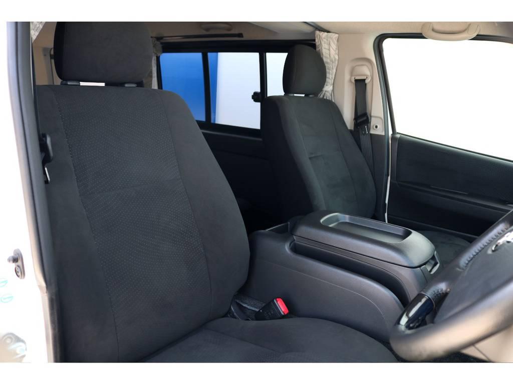 シートも特別仕様車専用!! | トヨタ レジアスエース 3.0 スーパーGL プライムセレクション ロングボディ ディーゼルターボ 4WD