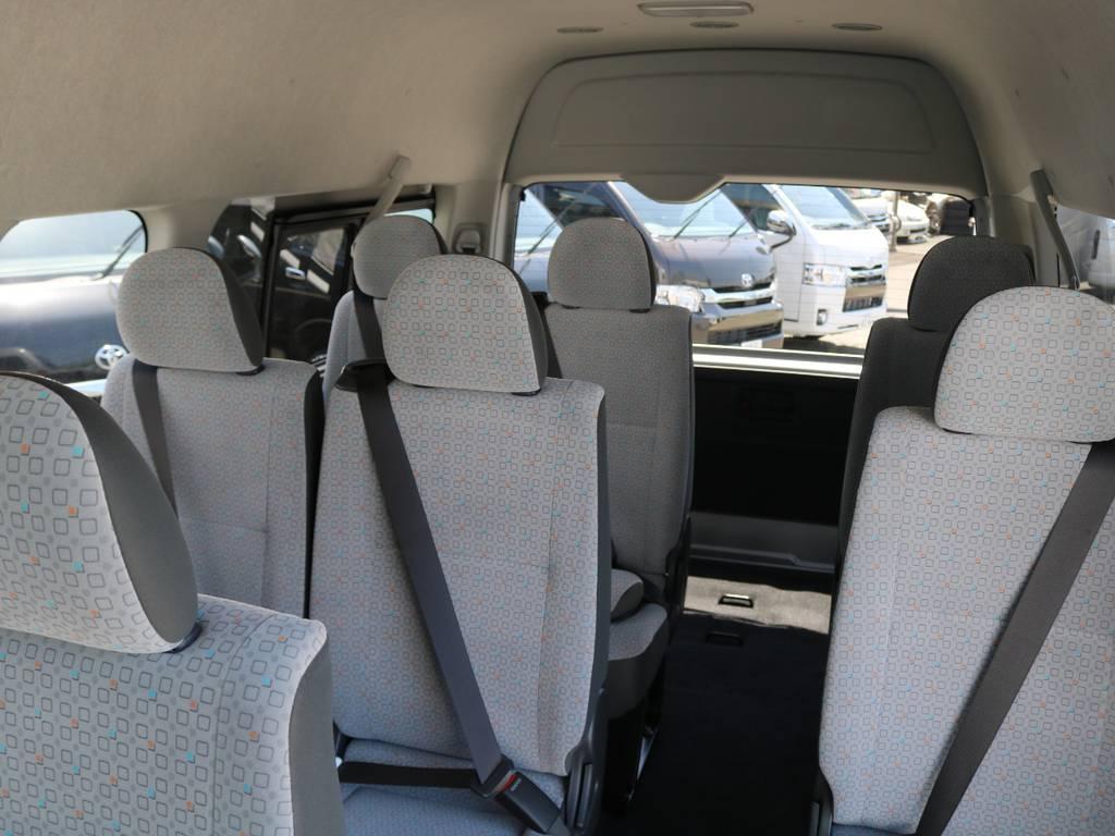 追加のカスタムもお気軽に御相談下さい!   トヨタ ハイエースコミューター 2.8 GL ディーゼルターボ 3NO 10人乗りワゴン