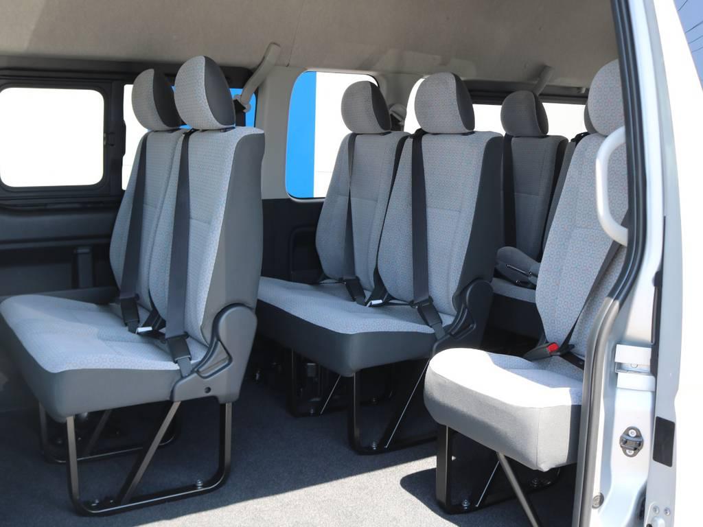 ボディーコーティングやスモークフィルムなど細かなオプションも揃えております!   トヨタ ハイエースコミューター 2.8 GL ディーゼルターボ 3NO 10人乗りワゴン